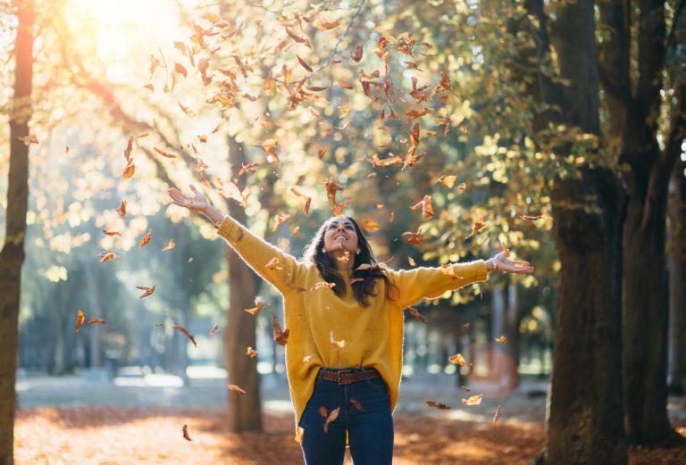 Spenden im Herbst:So stärkst Du Dein Immunsystem